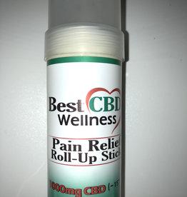 Best CBD Wellness CBD Pain Relief Roll Up Stick 1000mg