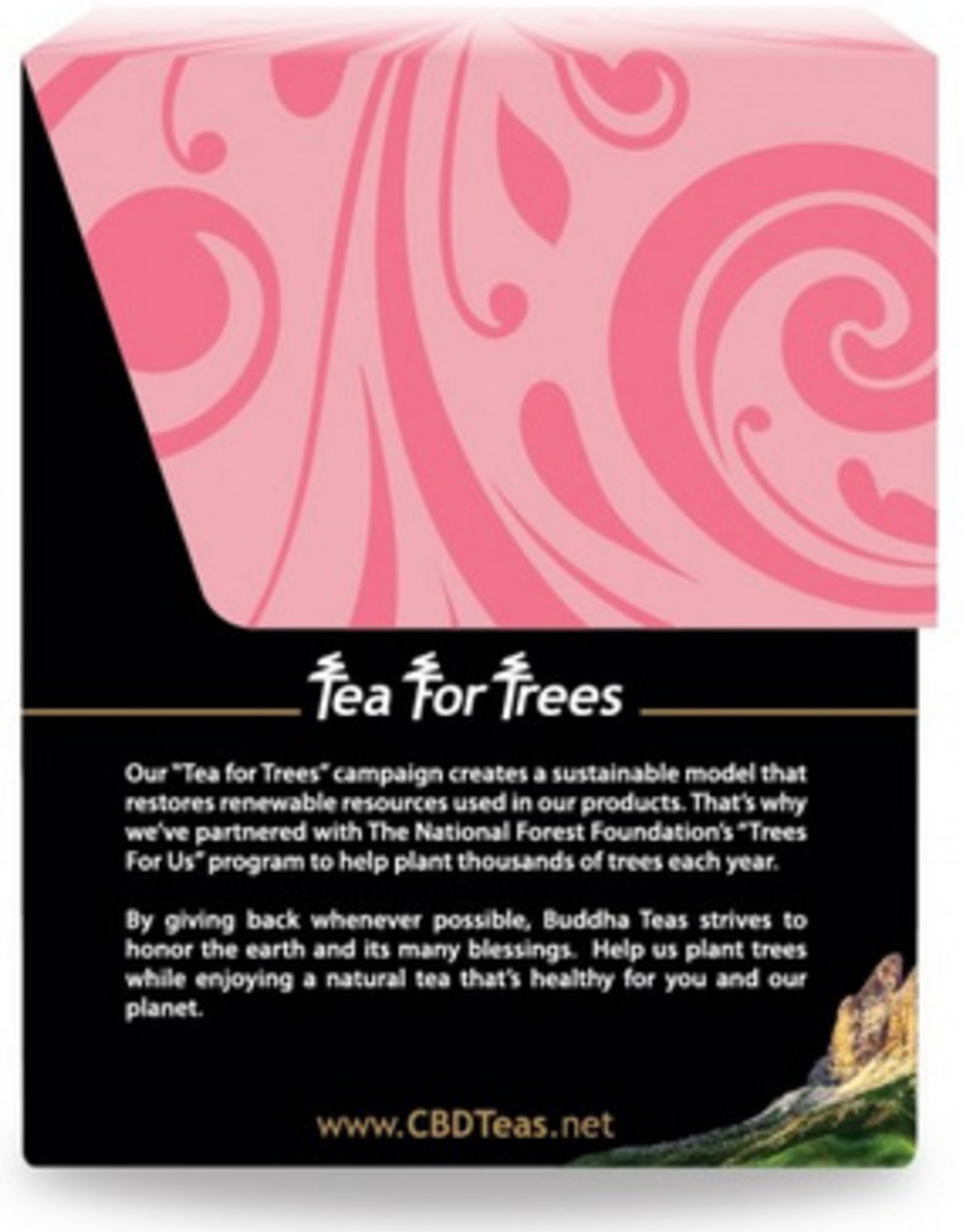CBD Tulsi Ashwagandha Tea