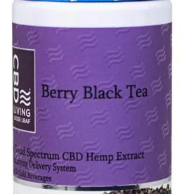 CBD Living Full Spectrum Berry Black Tea 250 mg/12.5mg