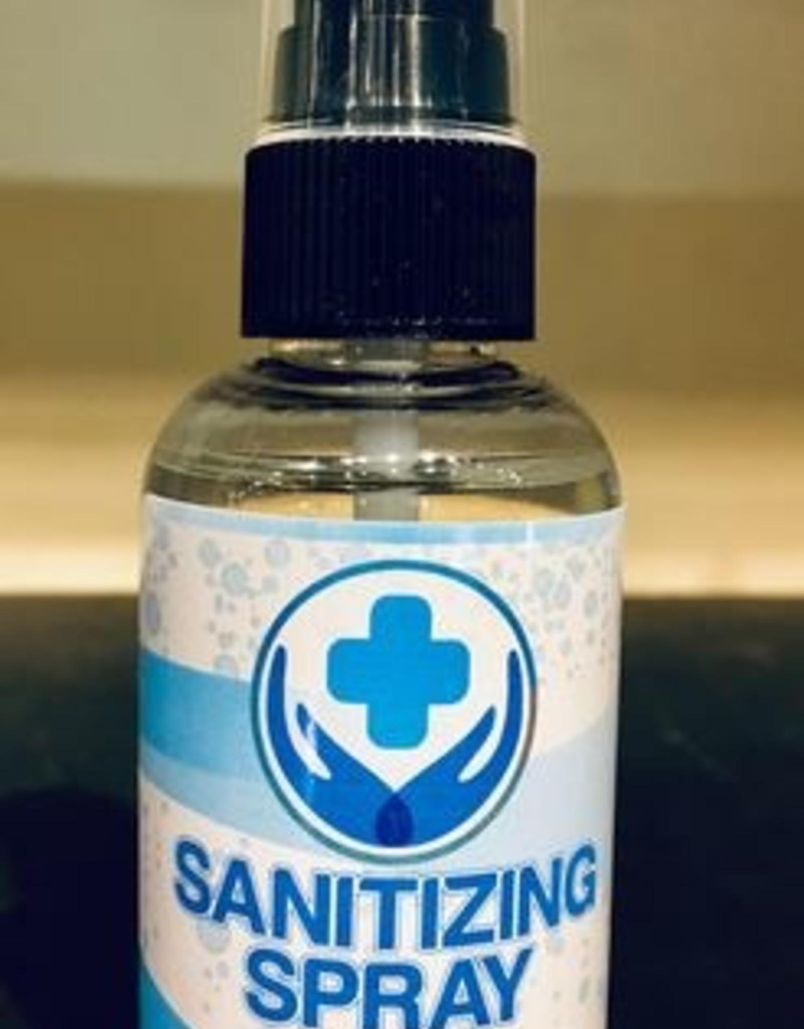 FTD Sanitizing Spray by Fox Tail Distribution
