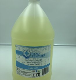 FTD Hand Sanitizer 1 Gallon by Fox Tail Distribution