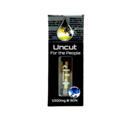 Full Spectrum Blue Dream Uncut Wax Cartridge, 300mg, Sativa X1 by For The People