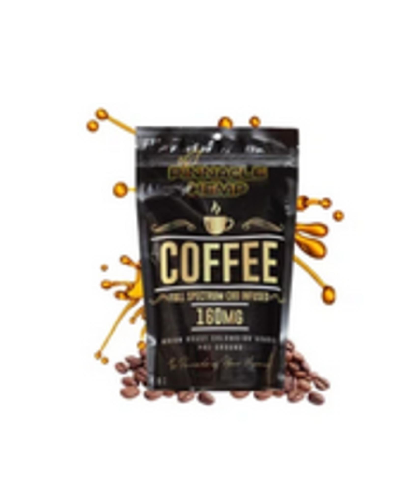 Pinnacle Hemp Full Spectrum CBD Medium Roast Pre-Ground Coffee