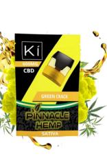 Pinnacle Hemp Full Spectrum Green Crack Ki Pod, Sativa 600mg