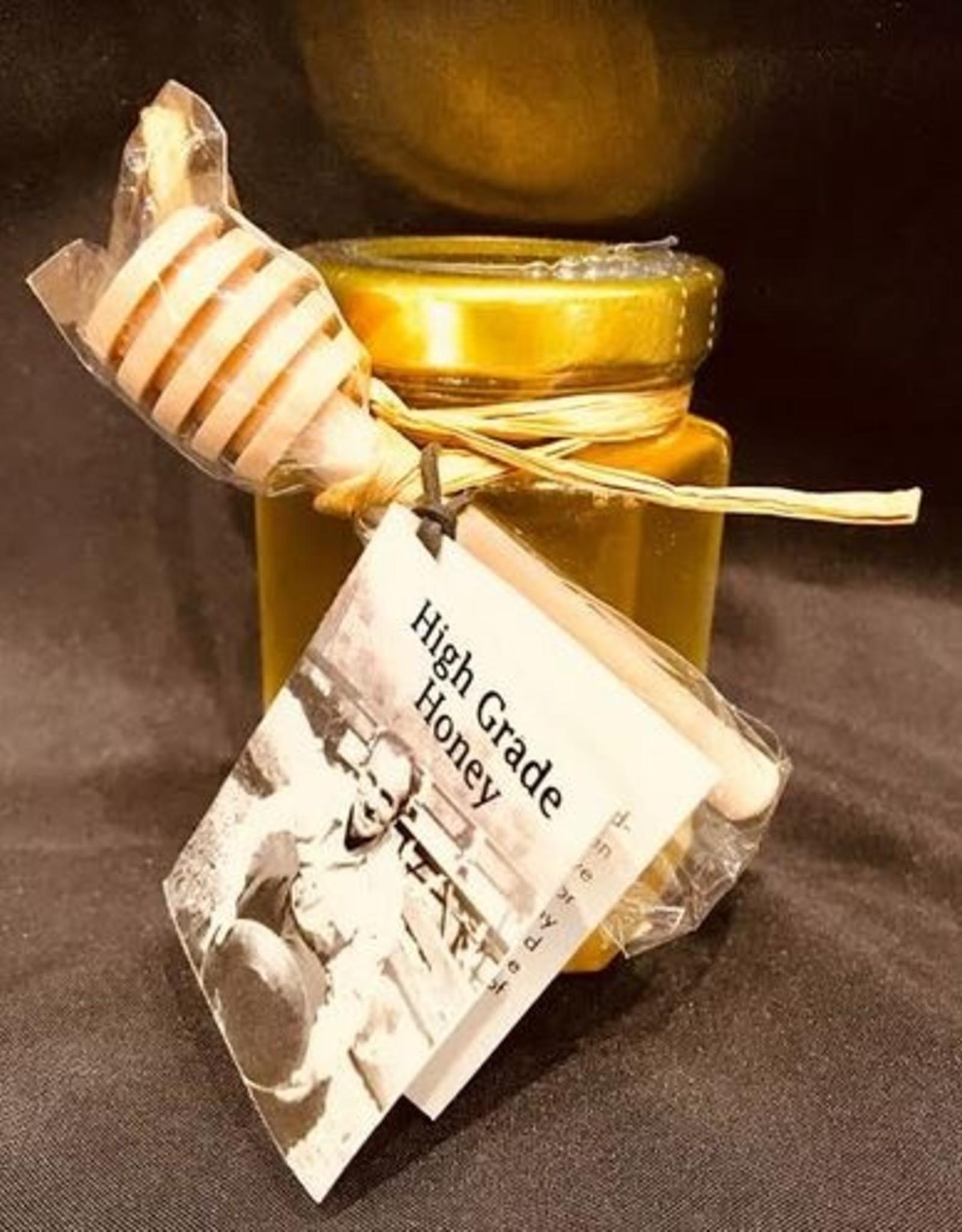 High Grade Raw Honey Jar, 5 oz Pure