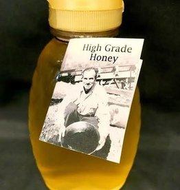 High Grade Raw Honey Jar, 16 oz Pure