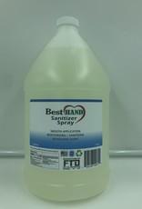 Best Hand Sanitizer Hand and Surface Sanitizer Spray 1 Gallon by Best Hand Sanitizer