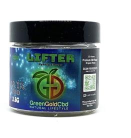 Green Gold CBD CBD Flower Lifter,  3.5g 19.1% CBD
