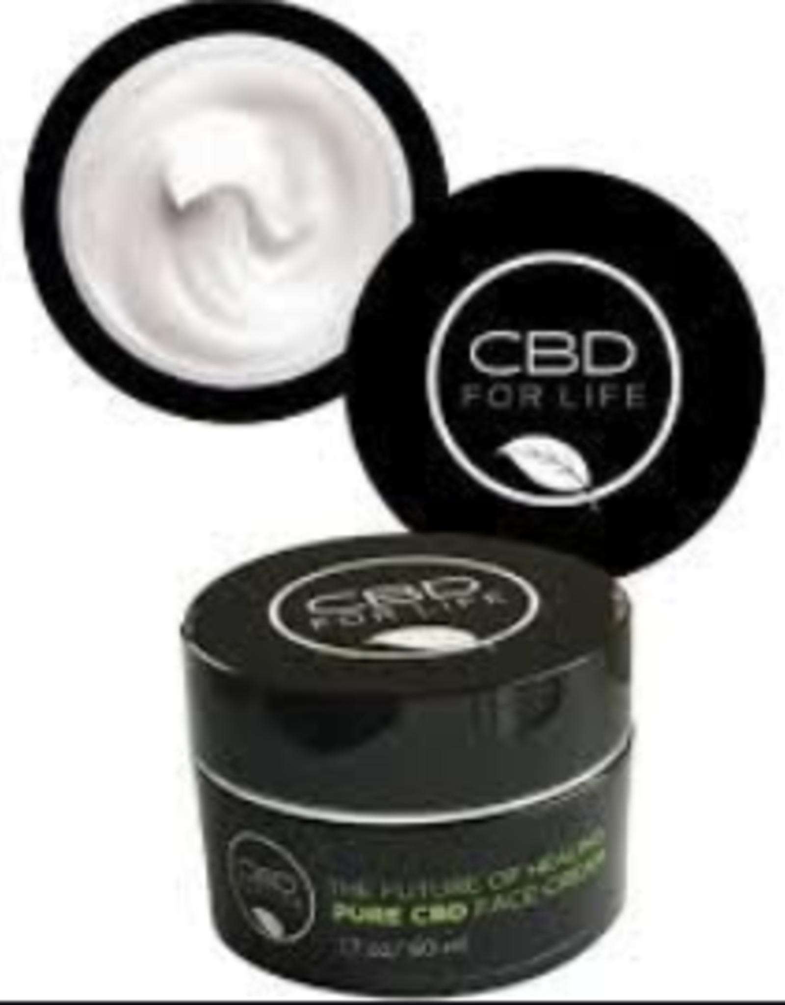 CBD For Life Pure CBD Face Cream 100mg