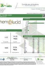 Hemplucid Whole Plant CBD Roxy for Pets 300mg Fish Flavor