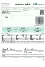 CBD Living CBD Water, Case of 24