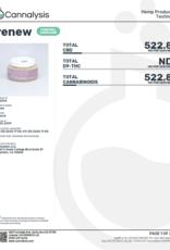 Kush Queen CBD Renew Lavender Sugar Scrub 100mg 16oz