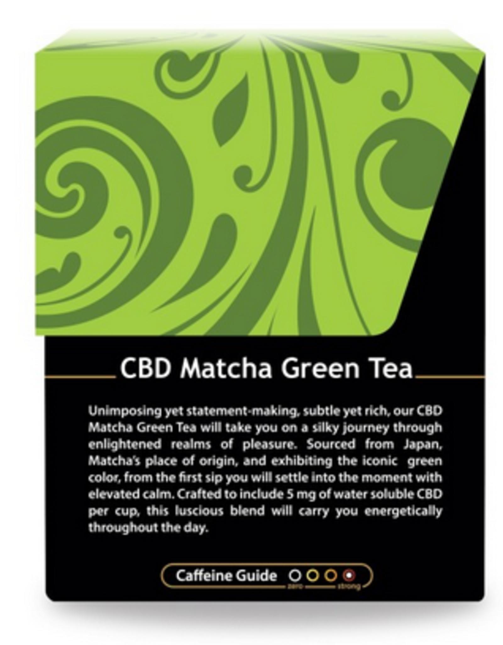 CBD Matcha Green Tea