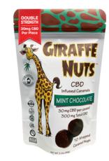 Giraffe Nuts Giraffe Nuts Mint Chocolate 300mg CBD
