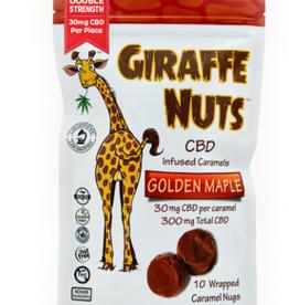Lions Brand CBD CBD Giraffe Nuts Golden Maple 300mg