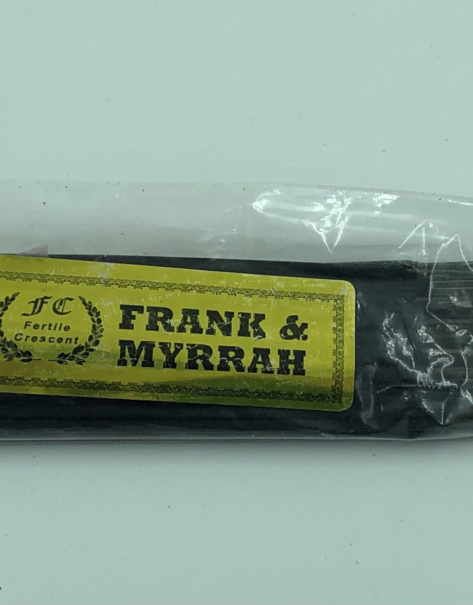 Frank and Myrrah Hand Dipped Incense