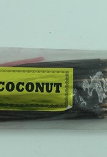 Coconut Hand Dipped Incense