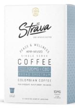 Strava CBD Coffee K Cups- Regular Strength 12 Pack