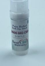 Best CBD Wellness CBD Pain Relief Roll Up Stick 2000mg