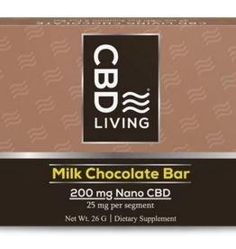 Broad Spectrum CBD Milk Chocolate 120mg
