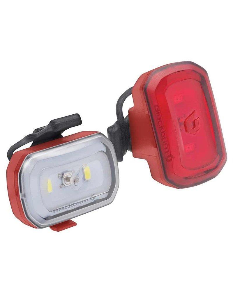 CLICK USB F + R LIGHT SET