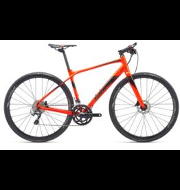 Giant FastRoad SL 1 M Neon Red/Black Chrome