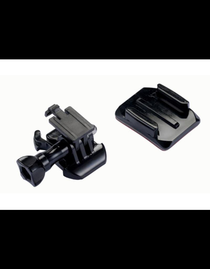Giant GNT Recon Headlight Adjustable GoPro Mount Black