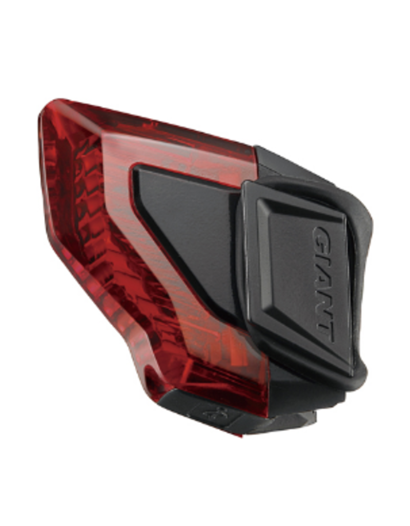 Giant GNT Numen+ Aero TL 3-LED USB Taillight Red/Black