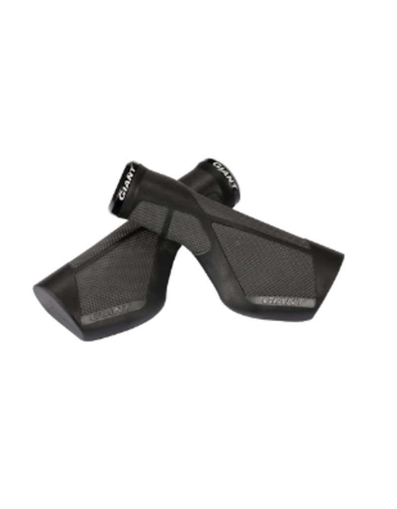 Giant Gnt Ergo Max Lock-On Grips black/Grey