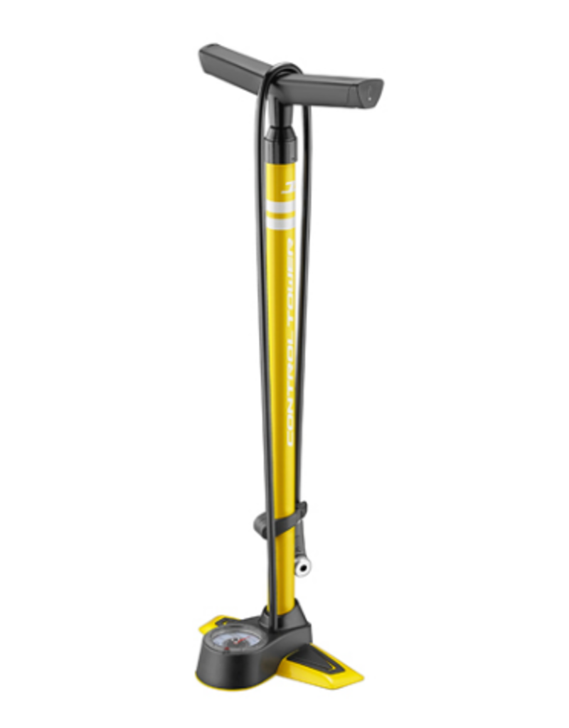 Giant GNT Control Tower 1 Floor Pump Yellow