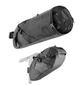 Giant GNT Scout Bikepacking Seat Bag Black