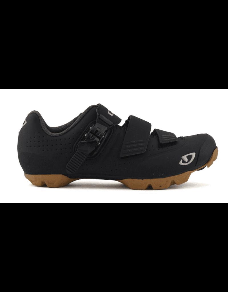 Giro Cycling Giro Cycling Privateer R HV Mountain Shoe - Black/Gum (Adult Size 45.5)