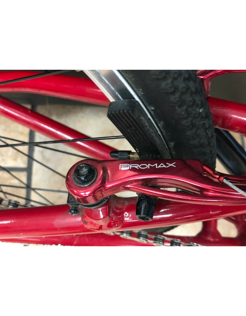 Used Bike - free agent Mini Red