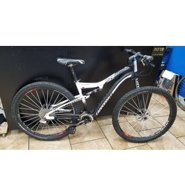 Cannondale Used Bike - cannondale scalpel M black/white