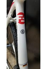 Focus Used BIke - Focus Mares (White/Black/Red)