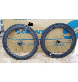 Pre Owned Vittoria Quarno 60 Wheelset w/ Tires and Ultegra Cassette