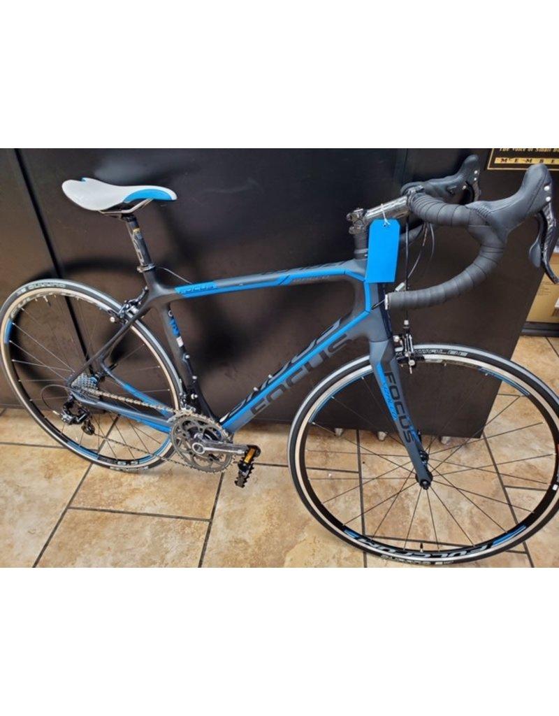 Focus Pre Owned - Focus Izalco M Matte Black/Blue
