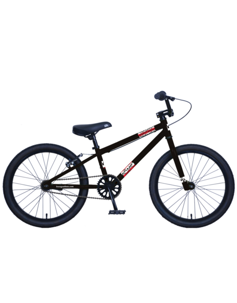 Free Agent Bicycles CHAMP MATTE BLACK 2019