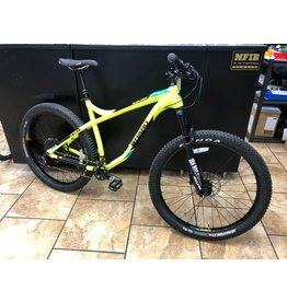 Haro 2018 Haro Subvert HT7 Flash Yellow