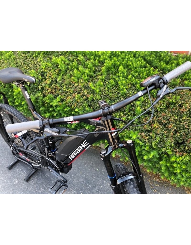 haibike SDURO FullSeven LT 2.0 Black/White/Red