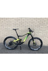 Giant 2018 Trance Advanced Lrg 27.5 0 Large Satin Carbon Smoke/Neon Yellow
