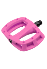"iSSi Thump Pedals - Platform, Composite, 9/16"", Pink, Small"