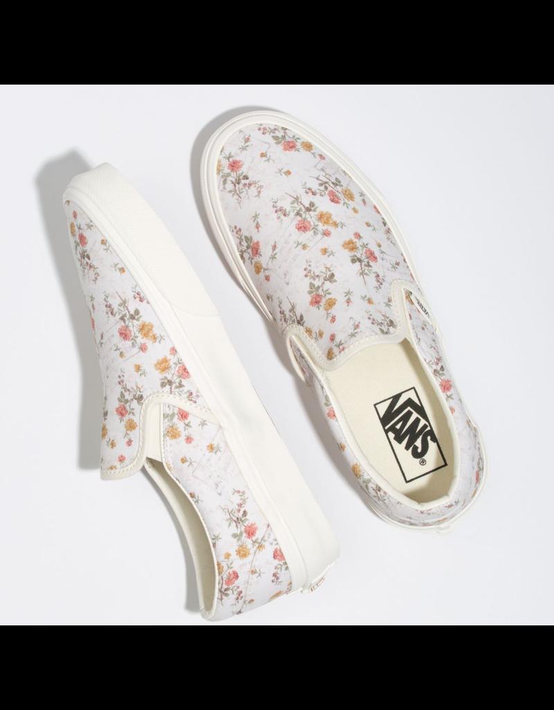 Vans Classic Slip On Vintage Floral