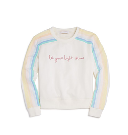 Spiritual Gangster Shine Classic Crewneck Sweatshirt