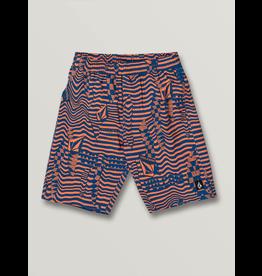 Youth Boys Logo Shifter Swim Trunks