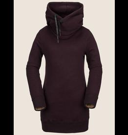 Volcom, Womens Tower Pullover Fleece