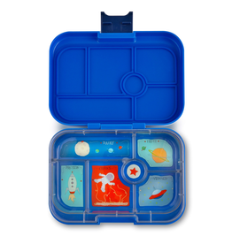 YumBox Yum Box, Original 6 Compartment Lunch Container