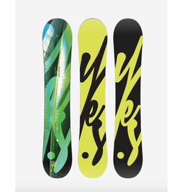 YES Yes, Hel Yes Snowboard