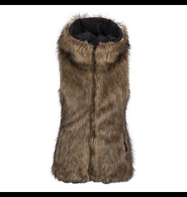 Volcom, Rhea Faux Fur Vest