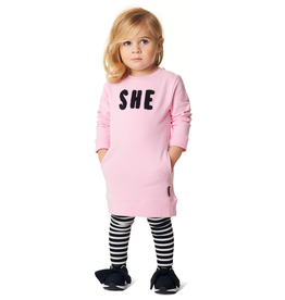 Noppies Noppies, Girls Sweat Long Sleeve Sweater Dress